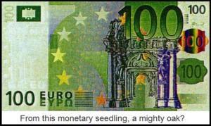 100euronote