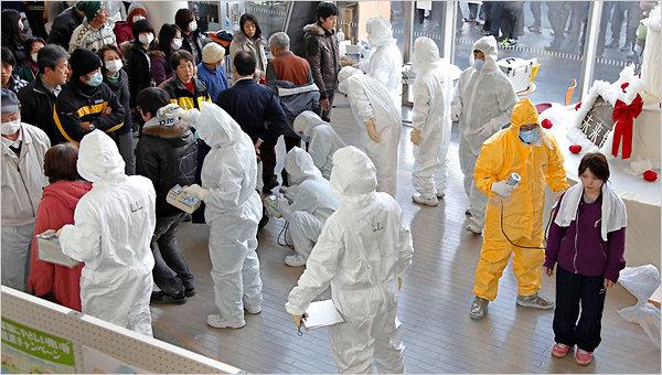 Rússia está atordoada após Japão ter revelado plano de evacuação de 40 milhões de pessoas