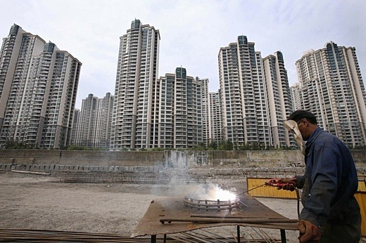 housing bubbles in china Chinese stimulus money could be pushing up home prices everywhere, and bringing the spoils right back to china.